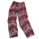 Minnesota Twins ZUBAZ Red White Navy Vintage Style Zebra Pants