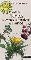 Guide des plantes comestibles de France