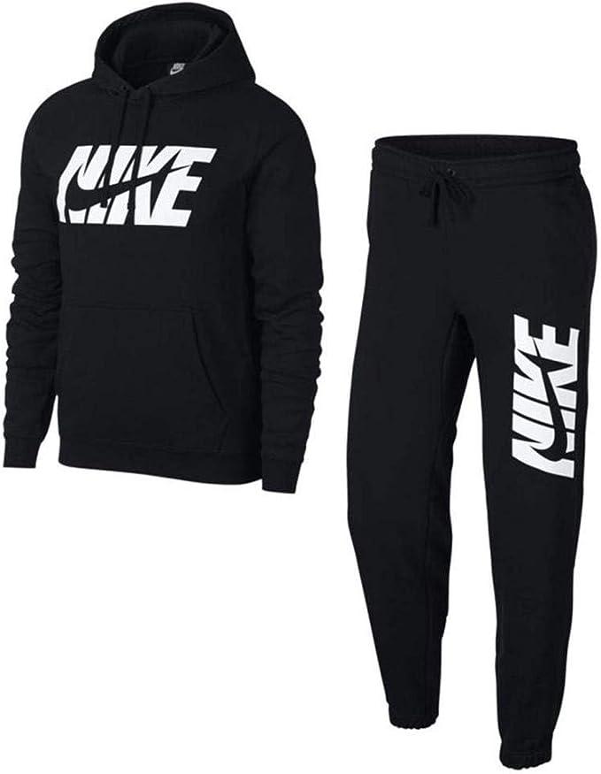 Desconocido Nike M NSW CE TRK Suit FLC Gx Chándal, Hombre: Amazon ...