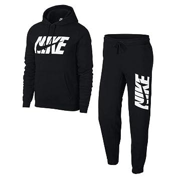 Nike M NSW CE TRK Suit FLC Gx Tracksuit, Hombre: Amazon.es: Deportes y aire libre