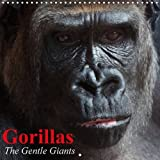 Gorillas * the Gentle Giants 2017: The World's Most Rare and Critically Endangered Animal Species (Calvendo Animals)