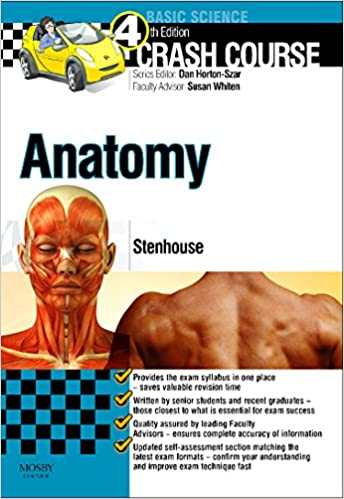 Buy Crash Course Anatomy Old Edition Book Online At Low Prices In