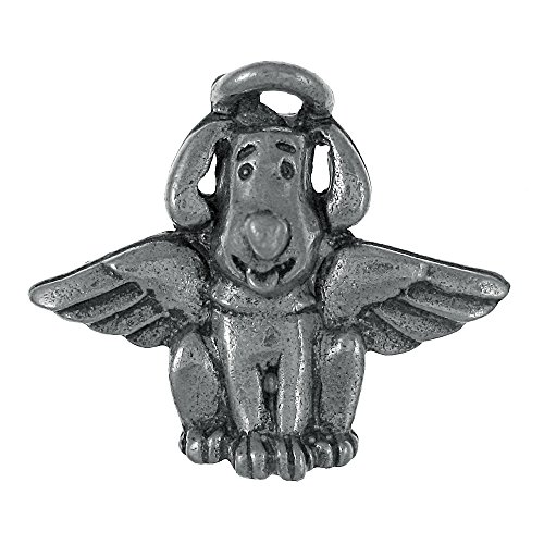 Jim Clift Design Dog Angel Lapel Pin - 100 Count ()