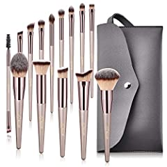 Professional. Quality. Complete.Ideal For Makeup Professionals And StartersBESTOPE makeup brushes set meet nearly all demands for your fantasy looks. Featuring high cost performance and high quality, makes it bonus for every makeup enthusiast...