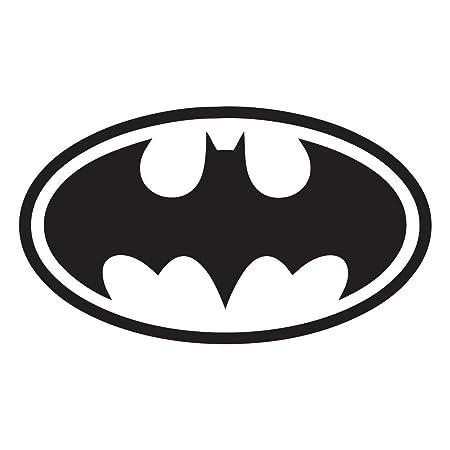 Batman Logo Symbol Emblem Vinyl Wall Art Sticker Decal Mural