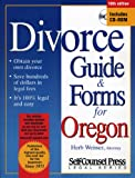 Divorce Guide for Oregon, Herb Weisser, 1551805855