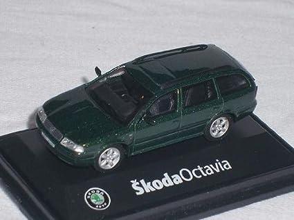 Skoda Octavia I 1 Tour Kombi Combi Natur GrÜn 171babd005h 1 72 Abrex Modellauto Modell Auto Spielzeug