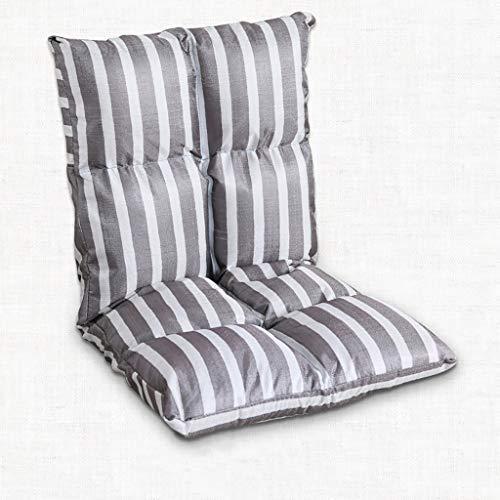 床の怠惰なソファーの床の椅子G賭博の椅子として使用のための背部サポートと B07STYGH5C D
