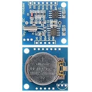 I2C DS1307 Módulo de Reloj de Tiempo Real Para RTC