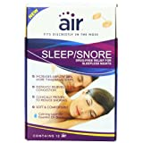 Air Sleep and Snore Advanced Nasal Breathing Aid, 12-Count