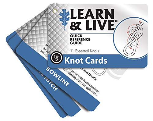 Ultimate Survival Technologies Knot Cards