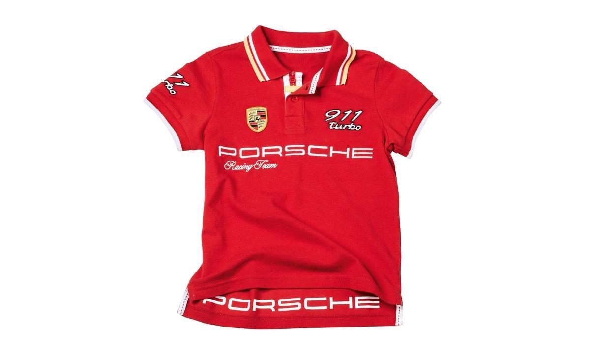 Amazon.es: Porsche Kinder Polo-Shirt Gr. 122/128, Essential ...