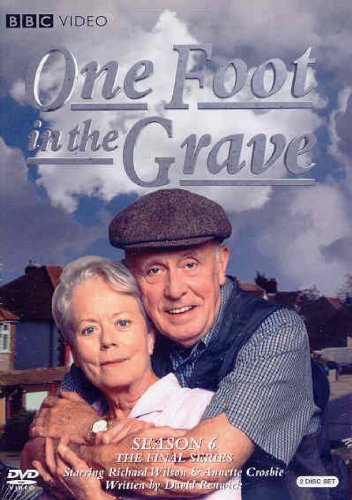 One Foot in the Grave: Season 6 (DVD) (One Foot In The Grave Series 6)
