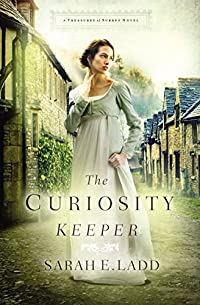 The Curiosity Keeper by Sarah E. Ladd ebook deal