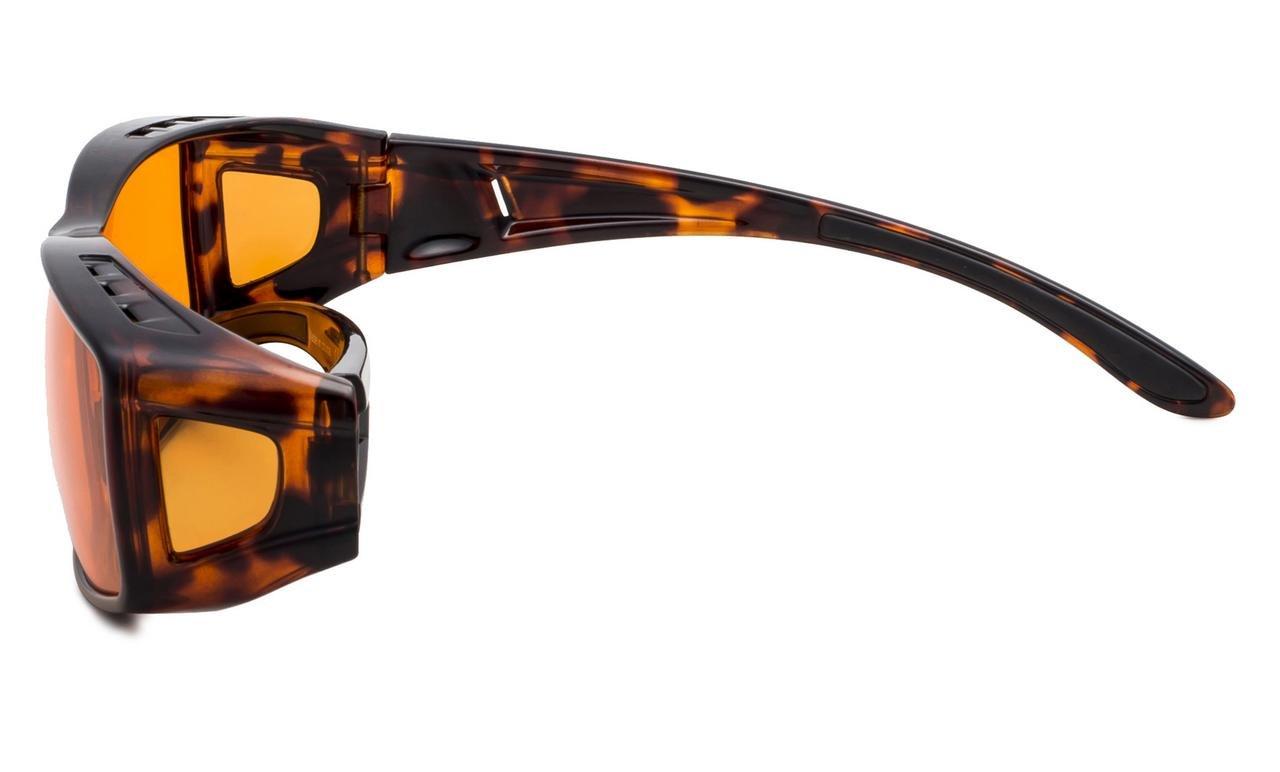 afaad4cf876ed6 Eyekepper Sur Lunettes - Blocage de la lumiere bleue a 100 % Haute protection  pour Ecran PC Tablette Smartphone TV Gaming  Lunettes Anti-UV ...