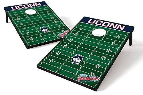 NCAA College Connecticut Huskies Tailgate Toss Game
