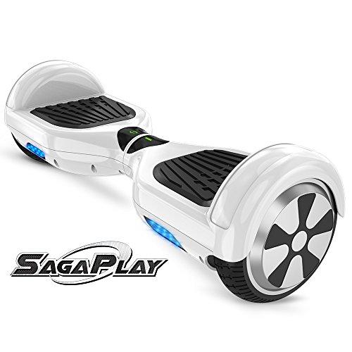 SagaPlay F1 Self Balance Board Motorized 2 Wheel Self Balancing Scooter [CSA/UL2272 Certified]...