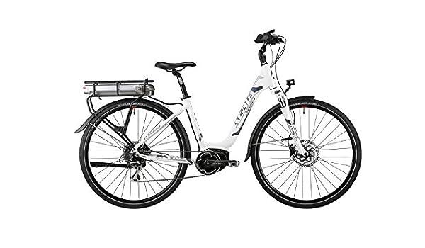 Bicicleta eléctrica de Ciudad con pedalada assistita Atala b-easy ...