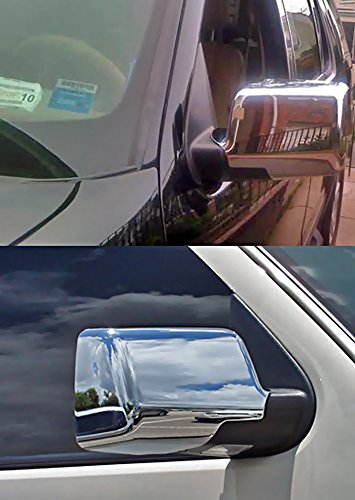 MaxMate 06-11 Ford Ranger/06-10 Explorer/07-10 Explorer Sport Trac/06-09 Mercury Chrome Full Mirror Cover