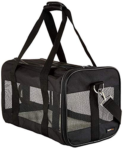 AmazonBasics Soft-Sided Mesh Pet