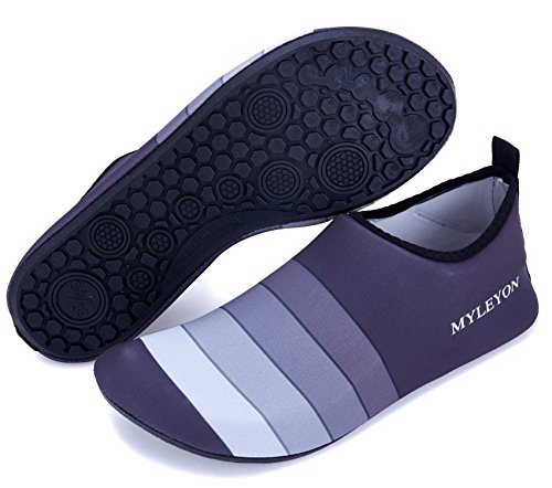 Barefoot for Quick Non Giotto Men Slip Swim Water Dry R grey Kids Women Shoes gaxUqdA