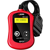 OxGord MS300 OBD2 Scan Diagnostic Scanner Code Reader