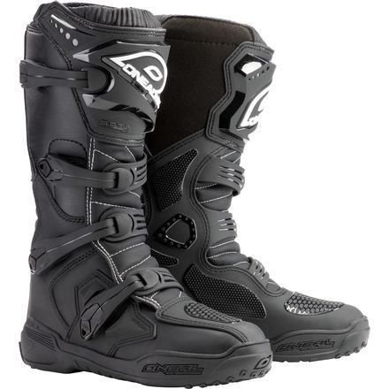 O'Neal Men's Element Boots (Black, Size 11)