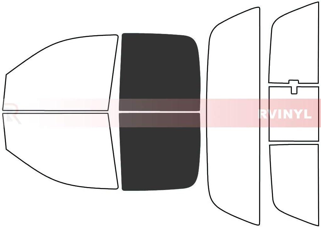 Rtint Window Tint Kit for Dodge Ram 1994-2001 Back Kit 20/%