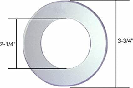 Attrayant CRL Acrylic Mirrored Door Knob Plate