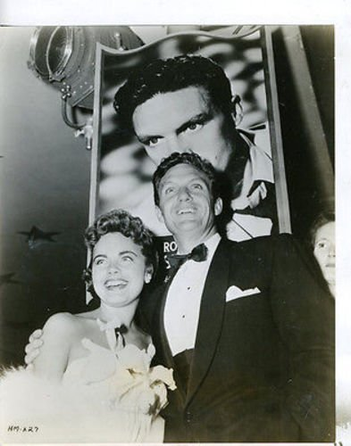 Terry Stack - TERRY MOORE/ROBERT STACK/RARE ORIG. STILL C21