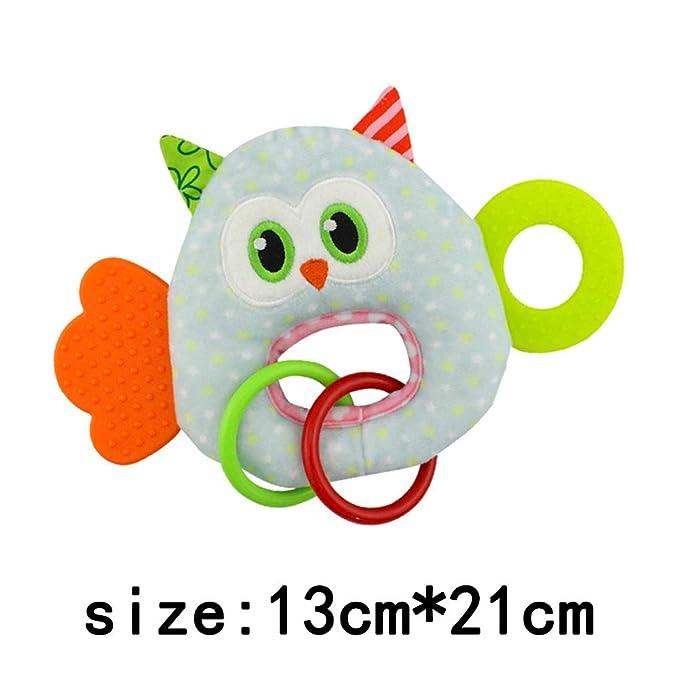 1pcs niño recién nacido de la felpa suave juguete precioso ...