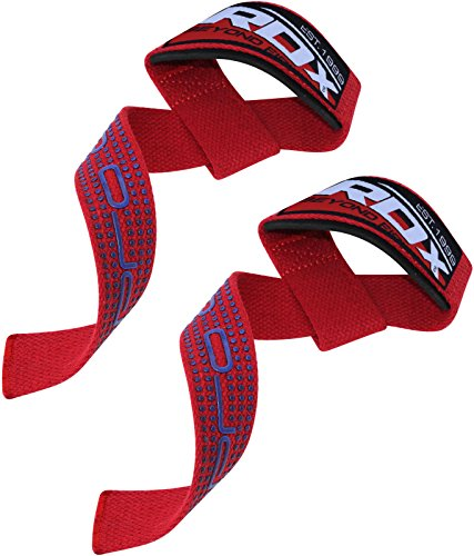 RDX Weight Lifting Gym Straps Crossfit Wrist Support Wraps Hand Bar Bodybuilding Training Workout – DiZiSports Store