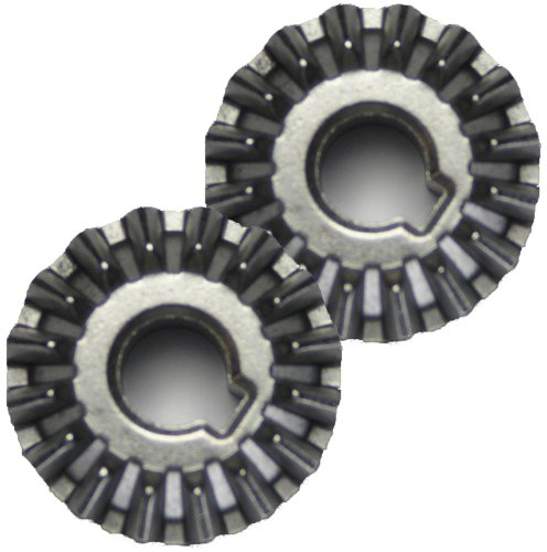 Dewalt DW745 Table Saw Replacement (2 Pack) OEM Bevel Gear # 5140061-65-2pk by - & Saw Black Decker Table