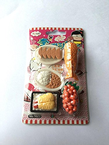 japanese-food-erasers-assortment-set