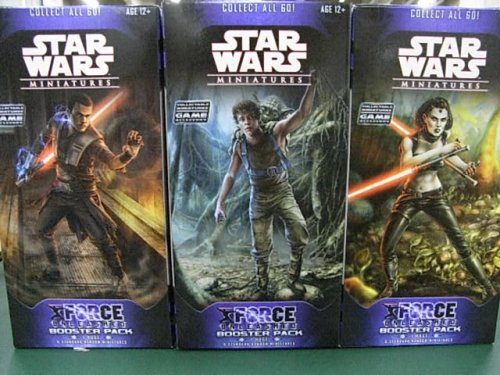 The 8 best force unleashed miniatures