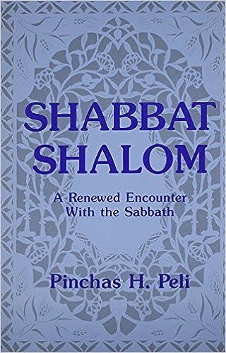 Amazon shabbat shalom a renewed encounter with the sabbath shabbat shalom a renewed encounter with the sabbath altavistaventures Images