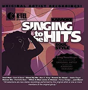 Karaoke: Soul Style - Singing to the Hits