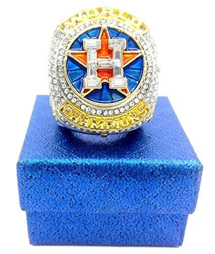 (DAtt 2017 Houston Astros World Series Springer Luxurious Championship Replica Ring (11))