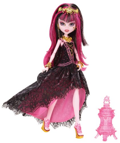 sc 1 st  Amazon UK & Monster High 13 Wishes Party Draculaura Doll: Amazon.co.uk: Toys u0026 Games