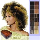 HKBK16 (Vivica A. Fox - Weave and Bulk) - Bulk Human Hair Blend in 613