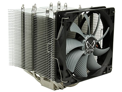 (SCYTHE SCNJ-4000 Ninja 4 CPU Cooler Heatsink 120mm)