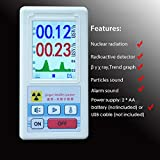 Festnight Display Screen Geiger Counter Nuclear
