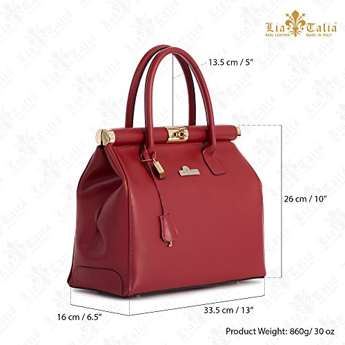 Italian Leather Handbags - 9