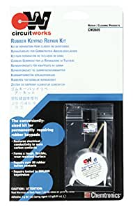 CH-CW2605 Kit Reparación Contactos de Carbon