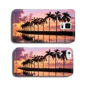 Miami Sunrise cell phone cover case iPhone6 Plus