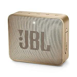 Jbl Jblgo2Champagne Taşınabilir Bluetooth Hoparlör, Şampanya