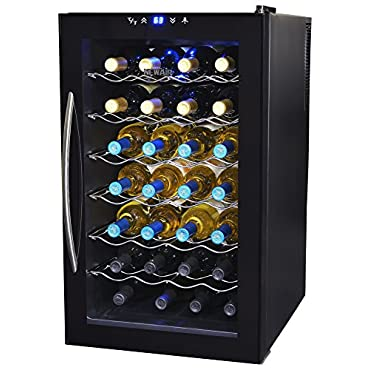 NewAir AW-280E 28 Bottle Thermoelectric Wine Cooler