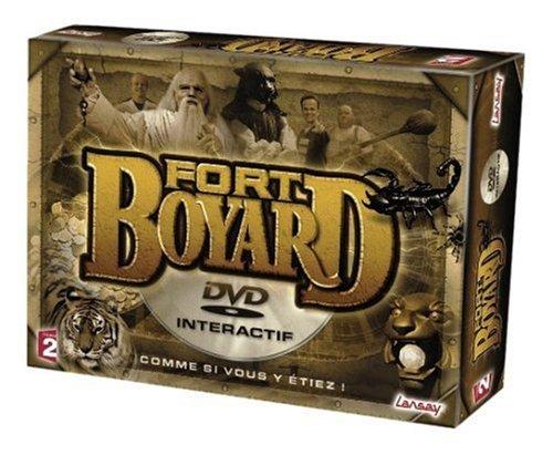 Favori Lansay - 75034 - Jeux De Societe - Autres - Fort Boyard Dvd  NB72
