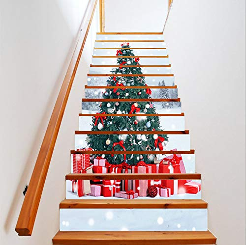 Best xmas stickers for stairs for 2019