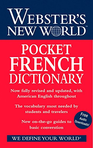 Webster's New World Pocket French Dictionary (French Dictionary New World)